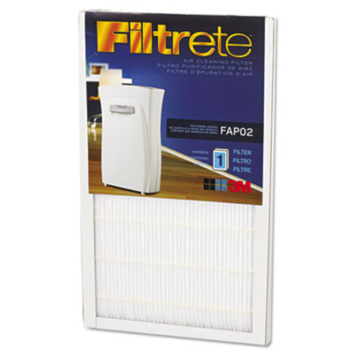 "Filtrete Air Cleaning Filter, 9"" x 15"" (MMMFAPF024)"