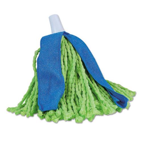 LYSOL Brand Cone Mop Supreme Refill, Green/Blue (QCK590941M)