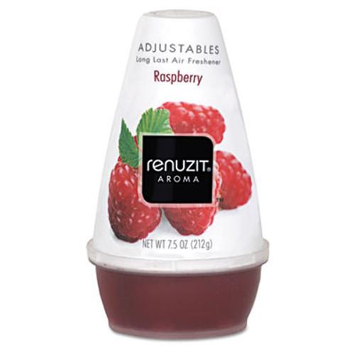 Renuzit Adjustables Air Freshener  Forever Raspberry  Solid  7 oz Cone (DIA03667)