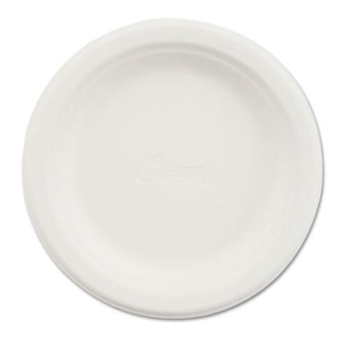 Chinet Paper Dinnerware  Plate  6  dia  White  125 Pack (HUH21225PK)