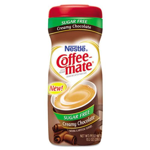 Coffee mate Sugar Free Chocolate Creme Powdered Creamer  10 2 oz (NES59573)