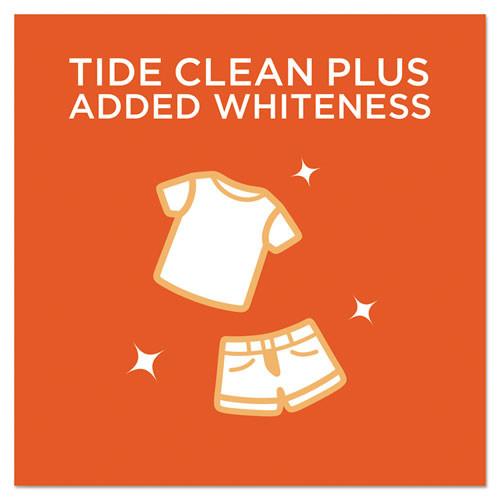 Tide Laundry Detergent with Bleach  Tide Original Scent  Powder  144 oz Box (PGC84998)