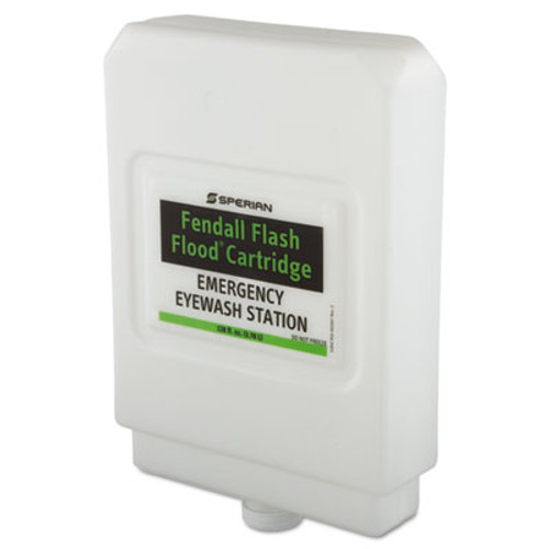 Honeywell Fendall Flash Flood Eyewash Station Refill Cartridge  12 x10 x13   1 gal  4 CT (FND320004010000)