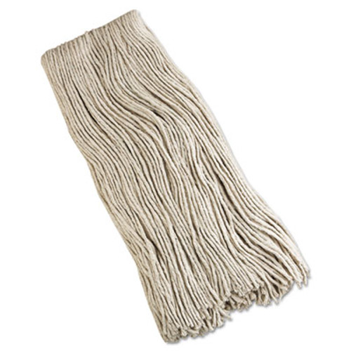 Anchor Brand Cut-End Mop Head, Cotton, 32 Oz, White (ANR32MPHD)