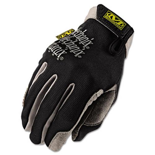 Mechanix Wear Utility Gloves  Large  Black (MNXH1505010)