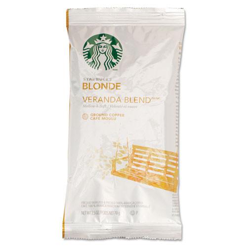 Starbucks Coffee  Veranda Blend  2 5oz  18 Box (SBK11020676)