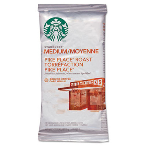 Starbucks Coffee  Pike Place  2 5oz  18 Box (SBK11018197)