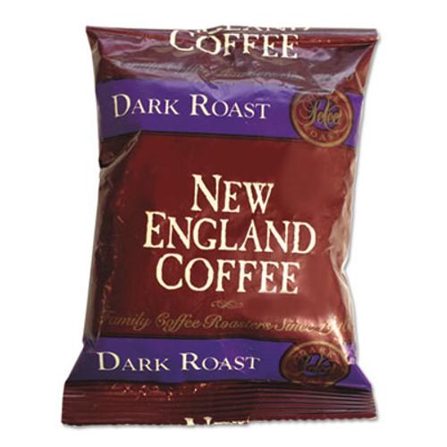 New England Coffee Coffee Portion Packs  French Dark Roast  2 5 oz Pack  24 Box (NCF026190)