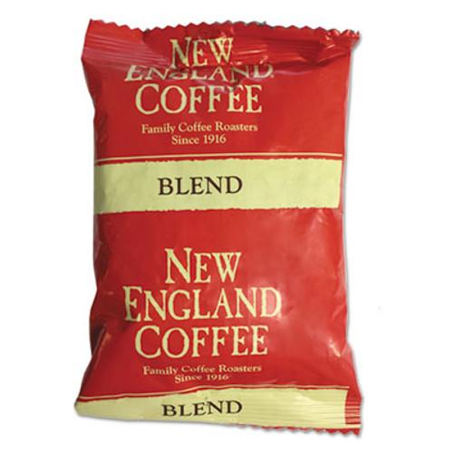 New England Coffee Coffee Portion Packs  Eye Opener Blend  2 5 oz Pack  24 Box (NCF026480)