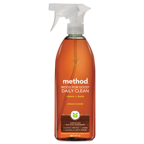 Method Wood for Good Daily Clean  28 oz Spray Bottle (MTH01182)