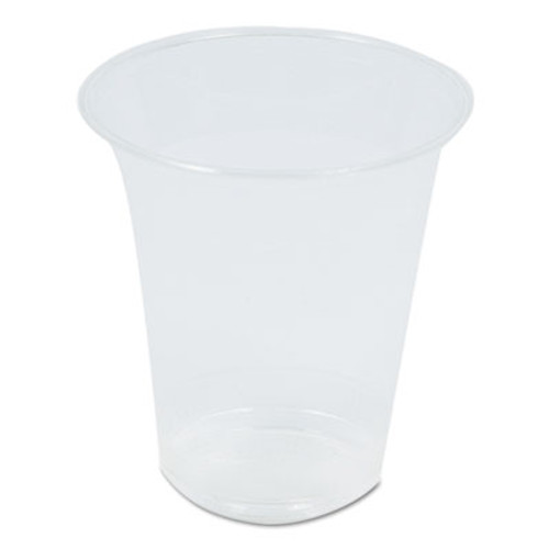 NatureHouse Compostable PLA Corn Plastic Cold Cups, 12oz, Clear, 1000/Carton (SVARP19CT)