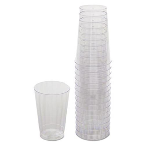 WNA Classicware Tumblers  12 oz  Plastic  Clear  Tall  16 Bag  240 Carton (WNARSCC121516)