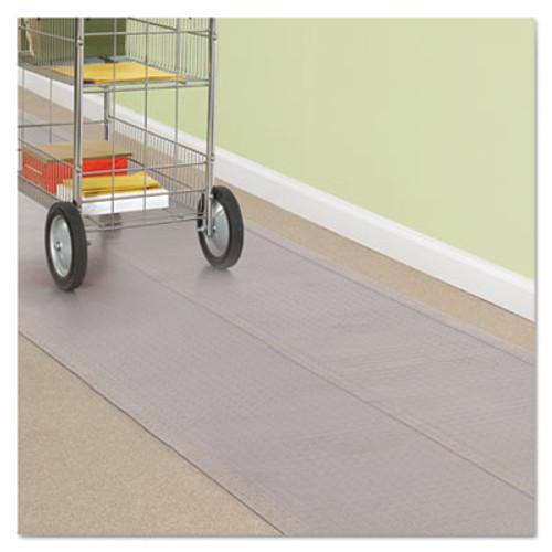 ES Robbins Carpet Runner  36 x 120  Clear (ESR184014)