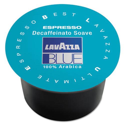 Lavazza BLUE Espresso Capsules  Capsules  Decaffeinated Medium Roast  8g  100 Box (LAV910)