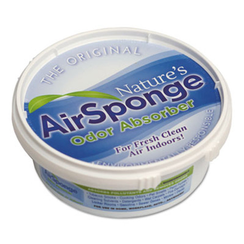 Nature's Air Sponge Odor Absorber, Neutral, 0.5 lb Gel (DEL1011EA)