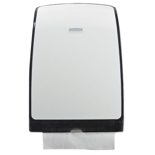 Scott Control Slimfold Towel Dispenser  9 88 x 2 88 x 13 75  White (KCC34830)