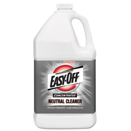 Professional EASY-OFF Concentrated Neutral Cleaner  1 gal bottle (RAC89770EA)