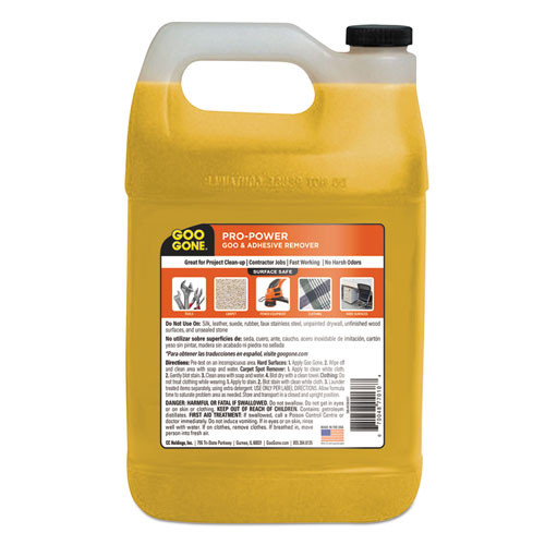 Goo Gone Pro-Power Cleaner  Citrus Scent  1 gal Bottle (WMN2085)