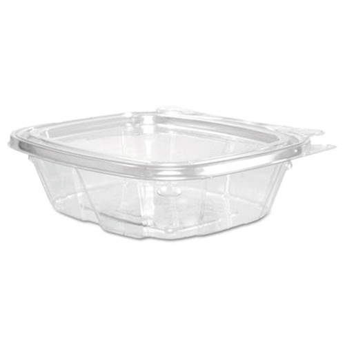 Dart ClearPac Container Lid Combo-Packs, 4.9 x 1.4 x 5.5, 8 oz, Clear, 200/Carton (DCCCH8DEF)
