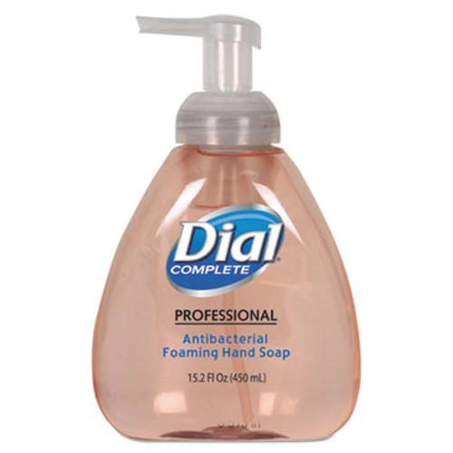 Dial Professional Antibacterial Foaming Hand Wash, Original Scent, 15.2 oz Pump Bottle (DIA98606EA)