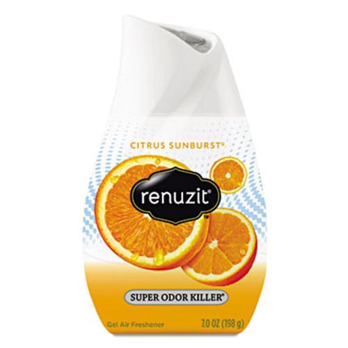 Renuzit Adjustables Air Freshener  Citrus Sunburst  7 oz Cone (DIA35000)
