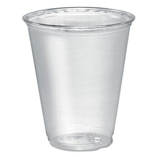 Dart Ultra Clear PETE Cold Cups  7 oz  Clear  50 Sleeve (DCCTP7PK)