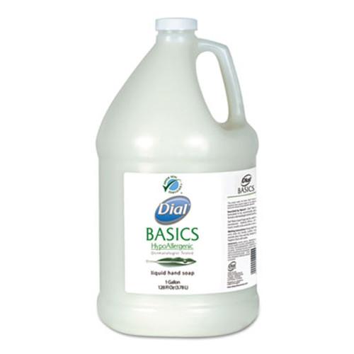 Dial Professional Basics Liquid Hand Soap  Fresh Floral  1 gal Bottle (DIA06047EA)