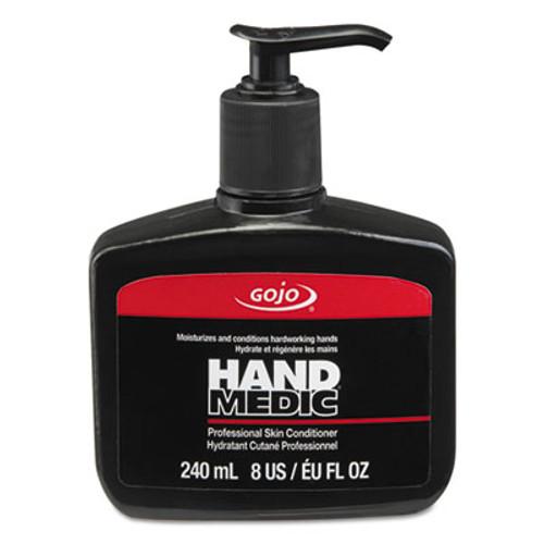GOJO HAND MEDIC Professional Skin Conditioner  8 oz Pump Bottle (GOJ814506EA)