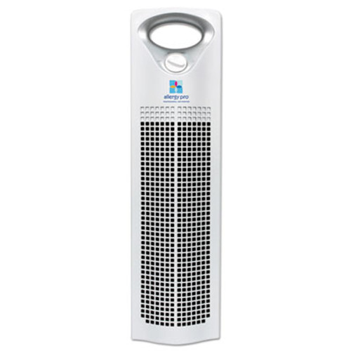 Allergy Pro AP200 True HEPA Air Purifier  212 sq ft Room Capacity  White (IONAPRO200)