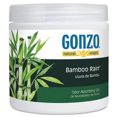 Natural Magic Odor Absorbing Gel  Bamboo Rain  14 oz Jar (WMN4121DEA)