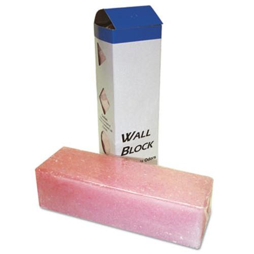 Boardwalk Deodorizing Para Wall Blocks  2 4 oz  Pink  Cherry  6 Box (BWKW24)