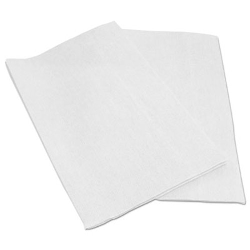 Boardwalk Foodservice Wipers  White  13 x 21  150 Carton (BWKN8200)