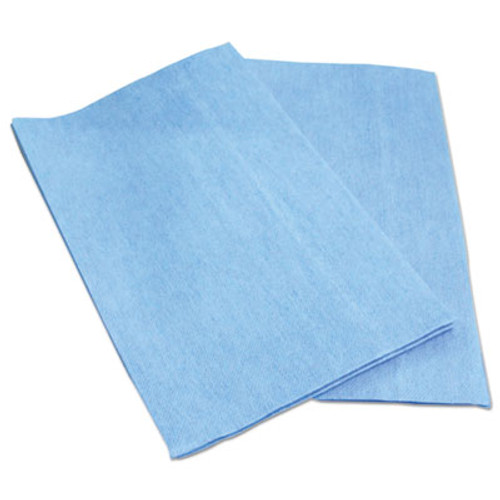 Boardwalk Foodservice Wipers  Blue  13 x 21  150 Carton (BWKN8220)