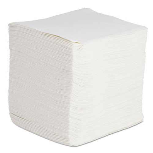 Boardwalk DRC Wipers, White, 12 x 13, 1080/Carton (BWKV030QPW)