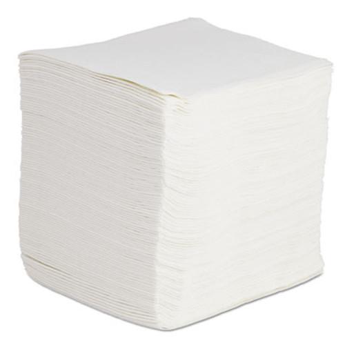 Boardwalk DRC Wipers, White, 12 x 13, 1080/Carton (BWKV030QPW)