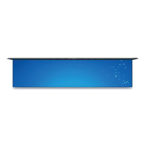 Clorox Bleach and Blue Automatic Toilet Bowl Cleaner  Rain Clean  2 47 oz Tablet  12 Carton (CLO30176CT)