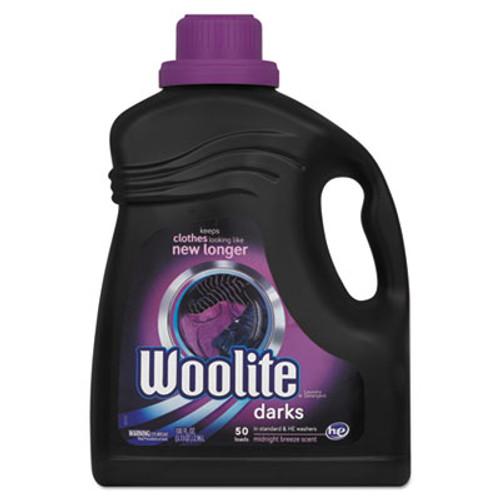 WOOLITE Extra Dark Care Laundry Detergent  100 oz Bottle  4 Carton (RAC83768CT)