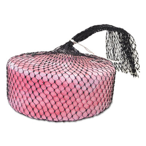 Boardwalk 14-Week Super Block Deodorizer  20 lb  Pink  Cherry (BWKG20)