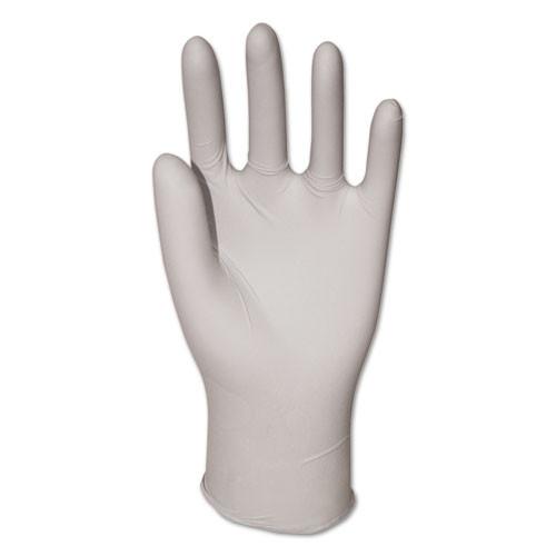 Boardwalk General Purpose Vinyl Gloves  Powder Latex-Free  2 3 5mil  Medium  Clear 1000 CT (BWK365MCT)