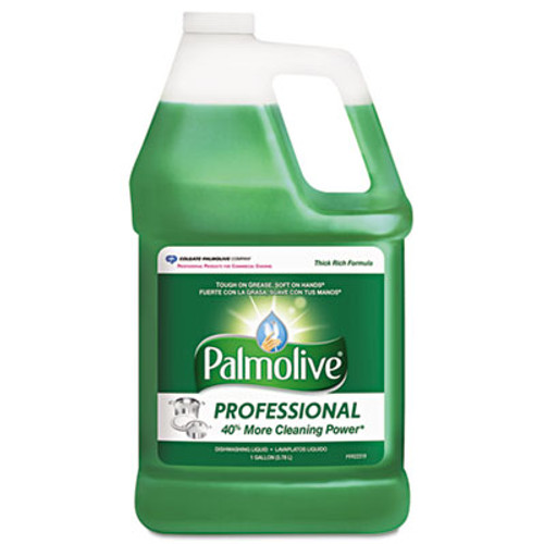 Palmolive Dishwashing Liquid, Original Scent, 1 gal Bottle (CPC04915EA)