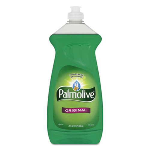 Palmolive Dishwashing Liquid & Hand Soap, Original Scent, 28 oz Bottle (CPC46303)