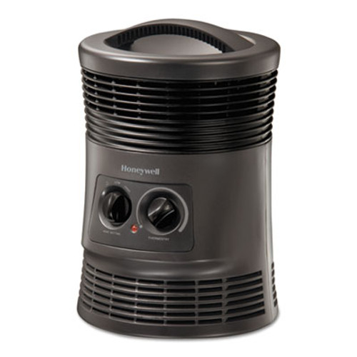 Honeywell 360 Surround Fan Forced Heater  9 x 9 x 12  Gray (HWLHHF360V)