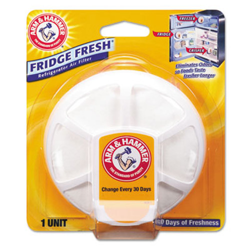 Arm & Hammer Fridge Fresh Baking Soda  Unscented  5 5 oz (CDC3320001710EA)