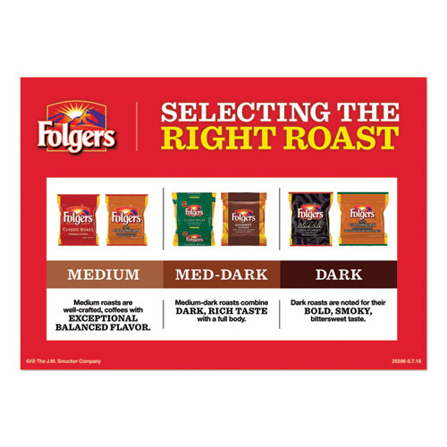 Folgers Coffee  Classic Roast  Ground  30 5 oz Canister (FOL20421EA)