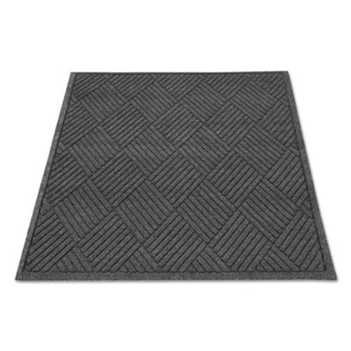 Guardian EcoGuard Diamond Floor Mat  Rectangular  36 x 48  Charcoal (MLLEGDFB030404)