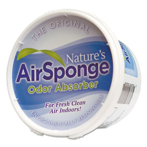 Nature's Air Odor-Absorbing Replacement Sponge, Neutral, 16 oz (DEL1012EA)