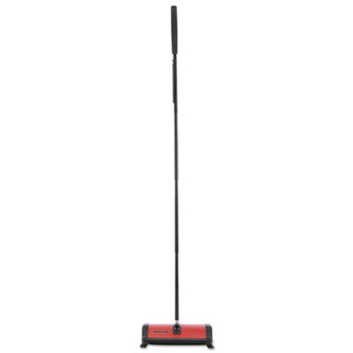 Oreck Commercial Restaurateur Sweeper, Red, 9 1/2 x 8 x 43 1/2 (ORK23T)