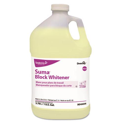 Diversey Suma Block Whitener  1 gal Bottle  4 Carton (DVO904404)