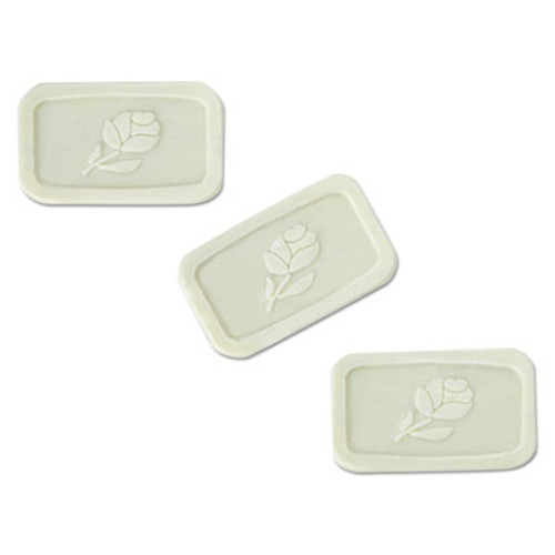 Good Day Unwrapped Amenity Bar Soap  Fresh Scent   1 1 2  500 Carton (GTP400150)