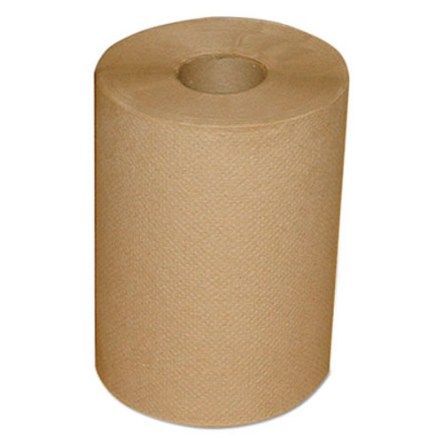 Morcon Tissue Morsoft Universal Roll Towels  7 88  x 300 ft  Brown  12 Carton (MOR12300R)